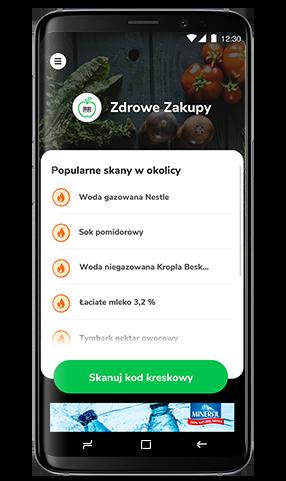 Zdrowe Zakupy Aplikacja Android Ios Iphone